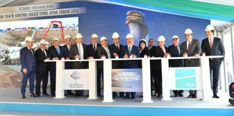 Work begins on Istanbul New Airport's Air Traffic Control tower