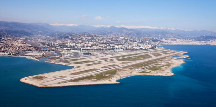 Eco-friendly Nice Côte d'Azur Airport achieves carbon neutrality