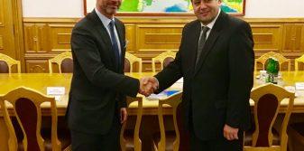 ACI EUROPE visits Kiev to discuss the EU-Ukraine aviation agreement and Ukrainian aviation policy issues