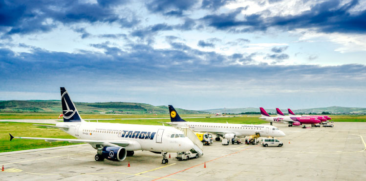"""20 years of rapid growth transform Cluj into """"one of the most dynamic airports in Europe"""""""