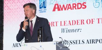 Brussels Airport recognised for true leadership