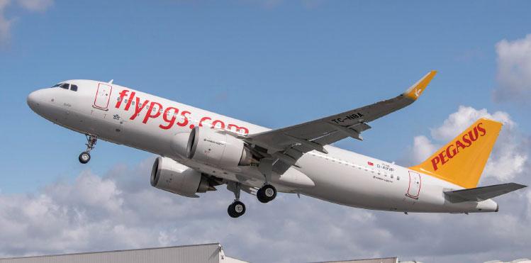 Mehmet Nane, CEO Pegasus Airlines, interviewed by Ross Falconer.