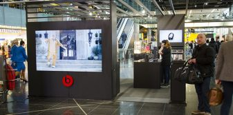 No strings attached: Beats by Dr. Dre pop-up store opened at Amsterdam Schiphol