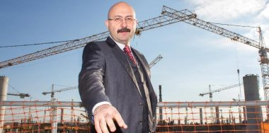 Hüseyin Keskin, CEO of İGA Airport Operation