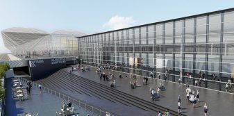 London Stansted unveils plans for new £130m arrivals building