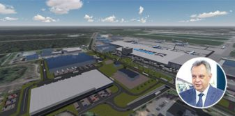 "Sheremetyevo Airport investing to become ""one of the largest passenger and cargo hubs in the world"" by 2018"