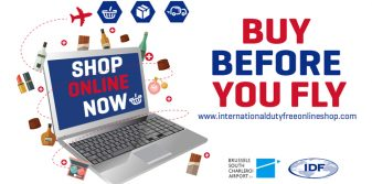 IDF launches 'Buy Before You Fly' Webshop for Brussels South Charleroi Airport