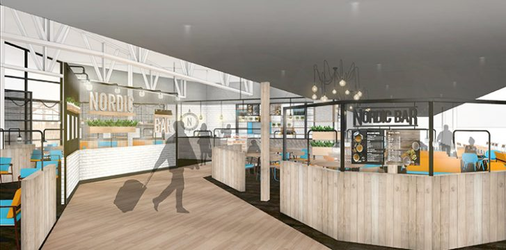 HMSHost International to open two new concepts at Stockholm Skavsta Airport