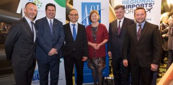 ACI EUROPE hosts its Annual New Year Reception at the European Parliament
