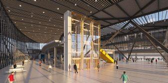 Future Terminal 1 to 'propel Aéroports de Lyon to a new level'