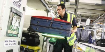 Bringing industry-leading solutions and technology to airport baggage handling