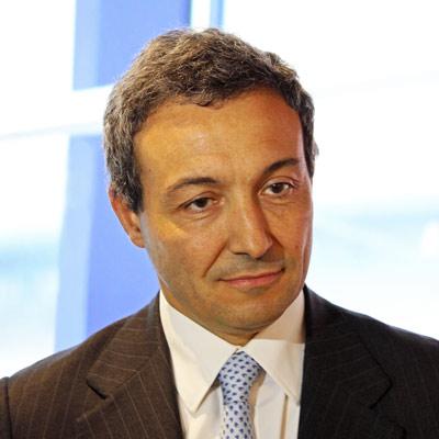 Ugo de Carolis, CEO Aeroporti di Roma