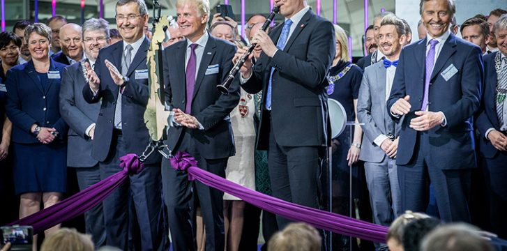 Oslo Airport expansion enhances Norway's 'well-functioning hub'