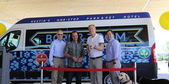Austin-Bergstrom Airport unveils Bark&Zoom pet resort