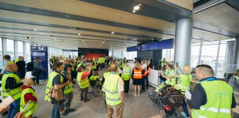 Helsinki Airport opens new south pier on 65th anniversary