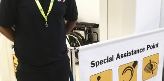 Aberdeen Airport launches lanyards to help passengers with hidden disabilities