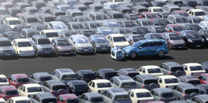Lyon-Saint-Exupéry Airport to deploy robotic car parking technology