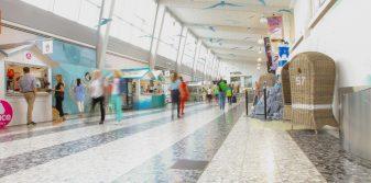 Vienna Airport boosts passenger experience with Seaside Vienna Airport pop-up market