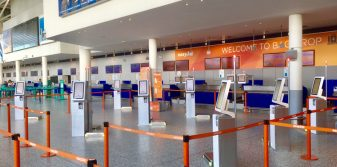 Bristol Airport launches new self-service bag drop technology