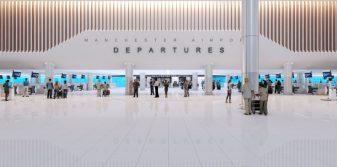 Manchester Airport begins work on £1bn transformation programme