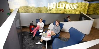 Frankfurt Airport expands entertainment offering with Movie Worlds concept