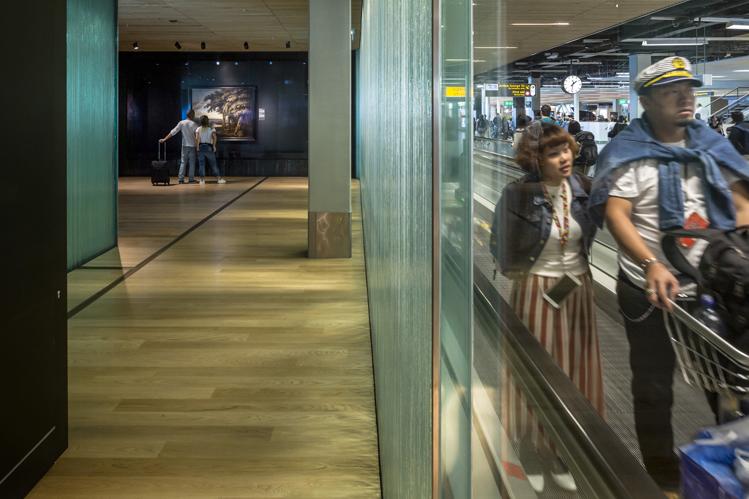 schiphol international lufthavn fly