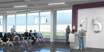Edinburgh Airport begins work on €88m investment plan
