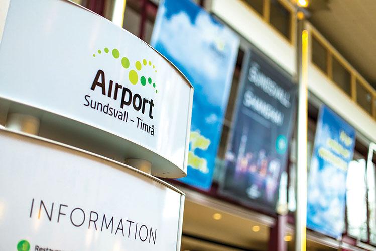 Innovation-Sundsvall-Timra-Airport
