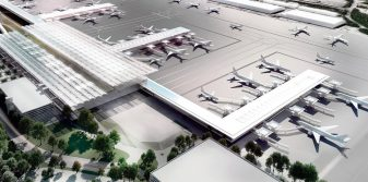 Manchester Airport to install ADELTE's boarding bridges as part of MAN-TP