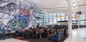 Montréal-Trudeau's increasing focus on passenger experience