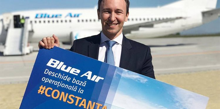 Blue Air: One of Europe's fastest-growing airlines gets ready for next stage of expansion