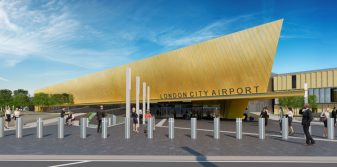 London City Airport celebrates 30th anniversary with new vision for €450m development programme