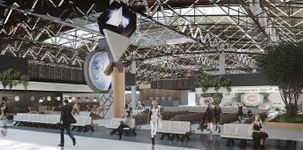 "Sheremetyevo's new Terminal B: ""Showcasing the real soul of Russia"""