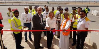 Salalah Airport signs agreement with Shell Aviation to operate fuelling facilities