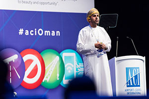 1,405 industry experts attend ACI Airport Exchange hosted by Oman Airports Management Company