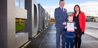 Edinburgh Airport recognised for autism-friendly initiatives