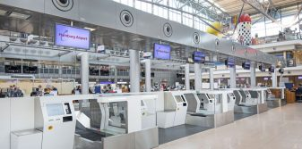 Hamburg Airport launches self bag drop kiosks to provide flexibility and security at departure