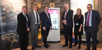 London Luton Airport celebrates 80th anniversary with exhibition in UK Parliament