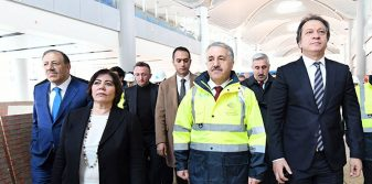 Turkey's airports return to spectacular growth