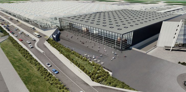 Stansted Airport begins £600m transformation programme