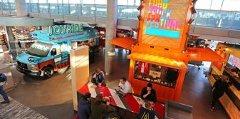 HMSHost-Umoe F&B Company opens Food Truck Festival concept at Oslo Airport