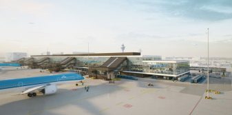 Construction set to start on new pier at Amsterdam Airport Schiphol