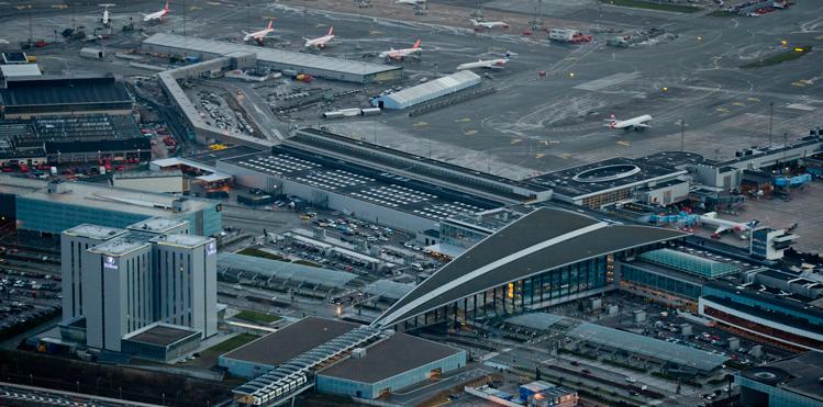 Copenhagen airport