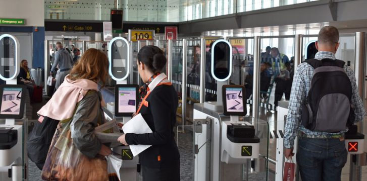 Gatwick Airport launches end-to-end-biometric technology trial for easyJet passengers