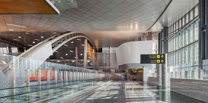 Hamad International Airport increases security screening capacity and reduces queuing times for transfer passengers