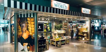 Munich Airport launches new 'Taste the World' campaign with Heinemann