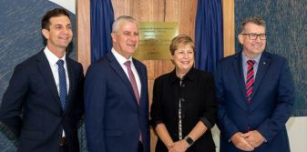 Brisbane Airport celebrates opening of $135 million International Terminal expansion