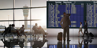 Digital signage solutions to cope with rapid airport growth