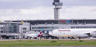 Düsseldorf Airport: A regional economic engine
