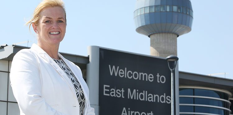 "New East Midlands MD: ""Securing links to Europe's hubs fundamental to growth"""